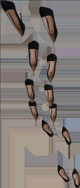 schoenen-plafond-the-black-tie-assen-drenthe