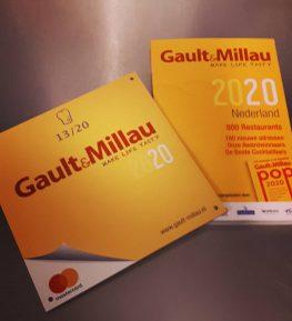 Gault-Millau-Assen-Restaurant-The-Black-Tie